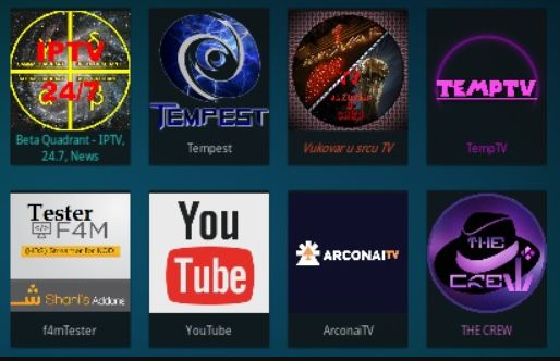 install addons on Kodi
